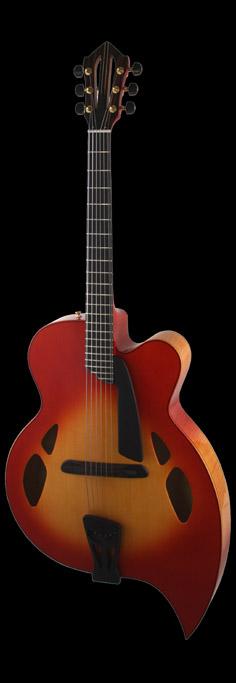 Gitarr, D'AQUISTO, Tear Drop