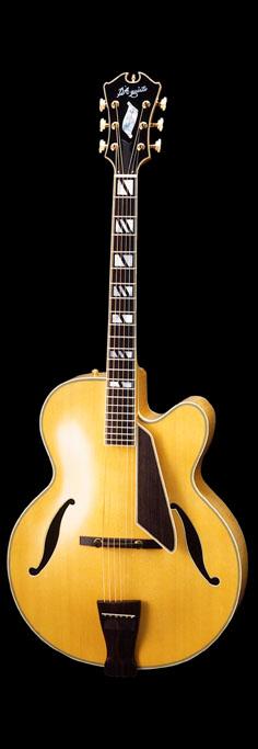 Gitarr, D'AQUISTO, New Yorker