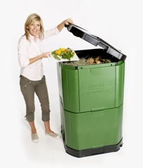 Kompostbehållare