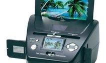 Diascanner, negativscanner, fotoscanner 1800 dpi