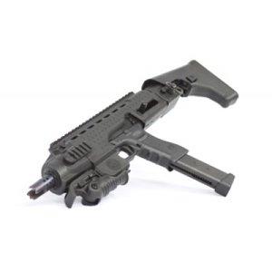 Airsoftpistol, APS Caribe Conversion Kit Black