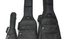 Väska, klassisk gitarr 3/4, Mojo Bag C58 600 BK